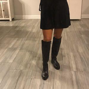 Franco sarto knee high boots 8.5
